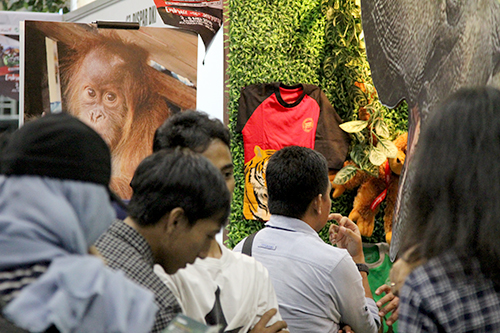 Expose of GLNP Activity in INDOFEST 2018 (May 6, 2018)