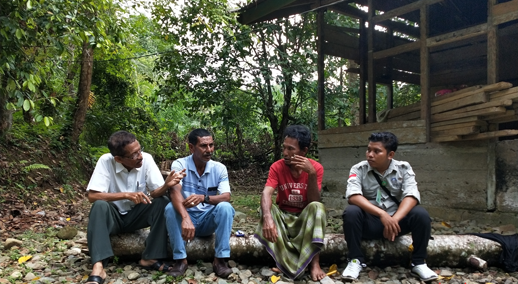 Outreach Activity in Aceh to Prevent Wildlife Captures (October 31, 2019)