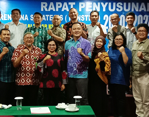 Natural Resource Conservation Agency in North Sumatra Prepares for Five Year Strategic Plan (December 2, 2019)