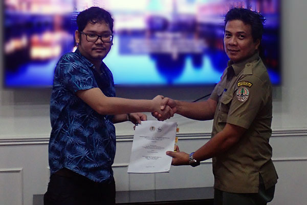SCORPION and Gunung Leuser N.P. Management Signed Annual Work Plan 2020 for Joint Programme of Wildlife Protection (May 04, 2020)