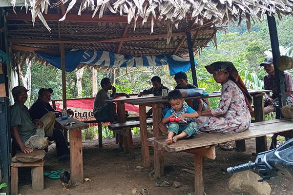Outreach Activity to Prevent Orangutan Capture in Simaninggir Village, South Tapanuli Regency (September 06, 2020)